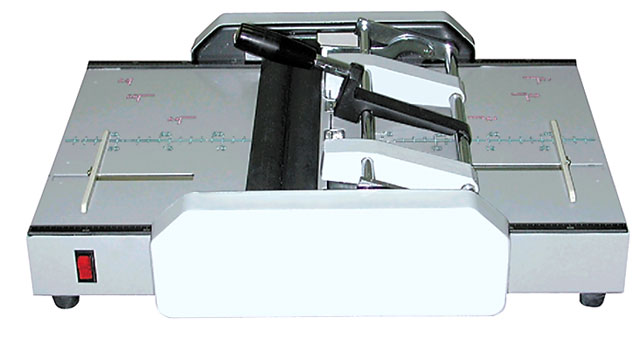 Буклетмейкер Duplo HME-25