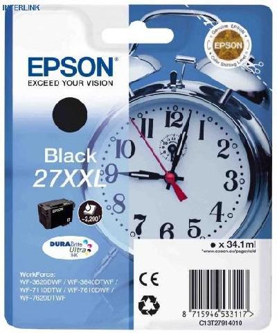 Картридж Epson C13T27914020