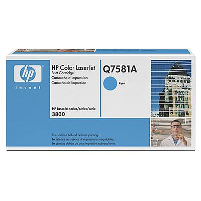 Тонер-картридж HP 503A Q7581A hewlett packard hp многофункциональная лазерная аппаратура для печати копии факса сканирования