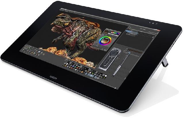 Монитор-планшет   cintiq 27QHD (DTK-2700) franke 705 4g tc bk c