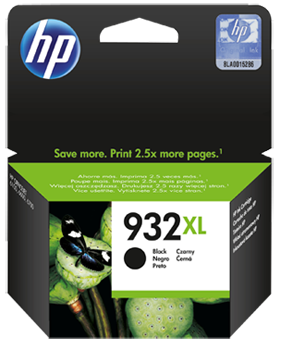 Картридж HP 932XL (CN053AE) hp cn053ae 932xl black струйный картридж