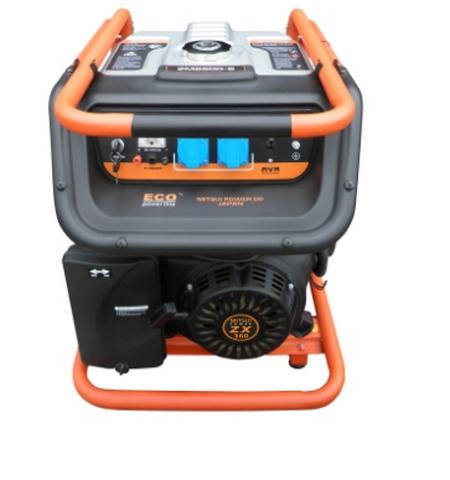 Бензиновый генератор_Mitsui Power ECO ZM3500