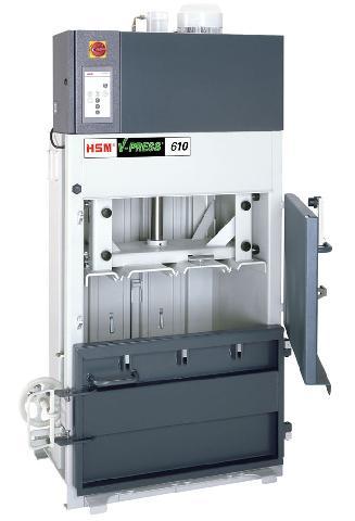 Купить Пресс-упаковщик HSM V-PRESS 610 в официальном интернет-магазине оргтехники, банковского и полиграфического оборудования. Выгодные цены на широкий ассортимент оргтехники, банковского оборудования и полиграфического оборудования. Быстрая доставка по всей стране