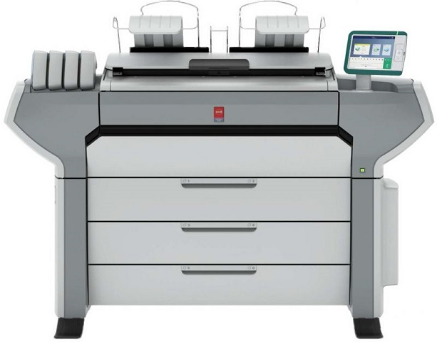 Плоттер Oce ColorWave 700 P2R (с 2 рулонами)
