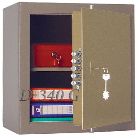 Офисный сейф_Bestsafe D 340 G Компания ForOffice 7420.000