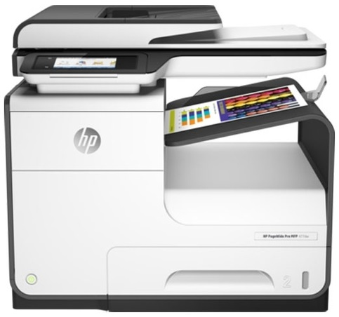 HP PageWide 377dw (J9V80B) мфу hp pagewide pro 452dw