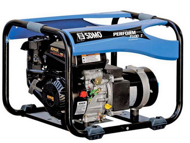 Бензиновый генератор_SDMO Perform 7500 T