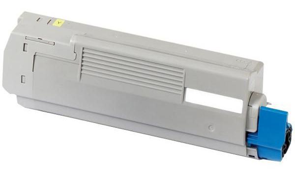 Тонер-картридж OKI TONER-Y-C5650/5750-NEU (43872321 / 43872305) тонер картридж для лазерных аппаратов oki c5650 5750 2k yellow 43872321 43872305