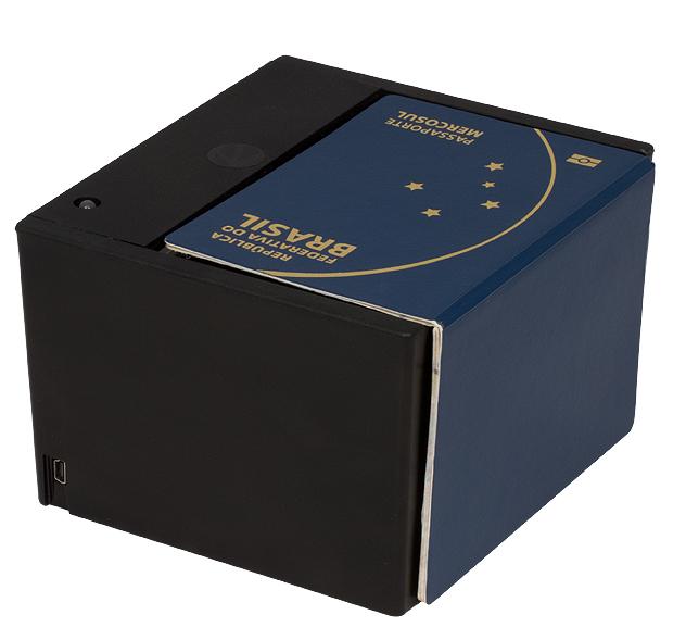 Считыватель документов (Регула) 7027 usb перезаряжаемый высокой яркости ударопрочный фонарик дальнего света конвой sos факел мощный самозащита 18650 батареи