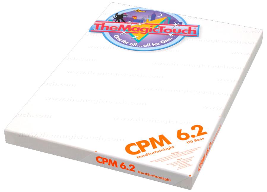 CPM 6.2 A4 XL (Термотрансферная бумага для твердых поверхностей) the magic touch dct 4 5c a4 термотрансферная бумага для твердых поверхностей
