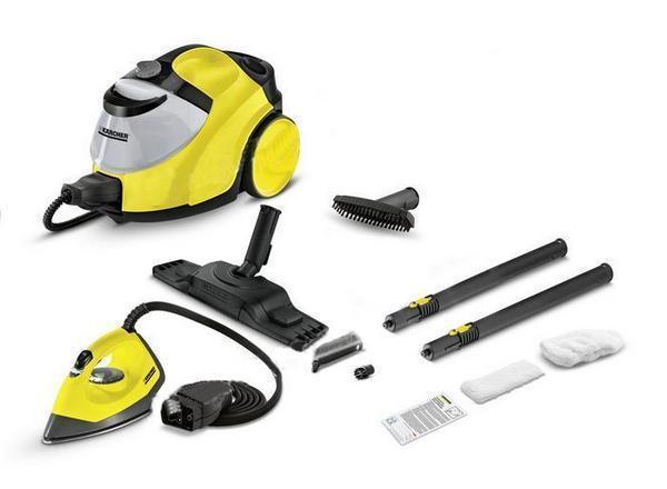 Пароочиститель_Karcher SC 5 Iron Kit
