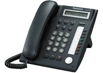 Системный телефон_Panasonic KX-DT321RUB Компания ForOffice 2840.000
