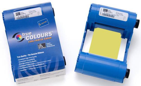Монохромный золотой картридж   TrueColours 800015-906