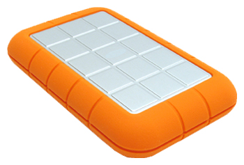 LaCie Rugged Hard Drive 120 GB / 2
