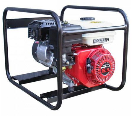 Бензиновый генератор_Europower EP3300
