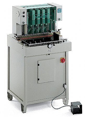 Бумагосверлильная машина Nagel Citoborma 490 ST