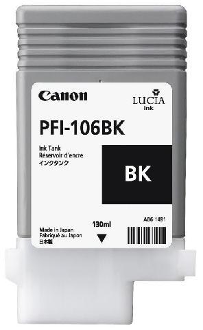 Картридж   Black PFI-106BK (черный)