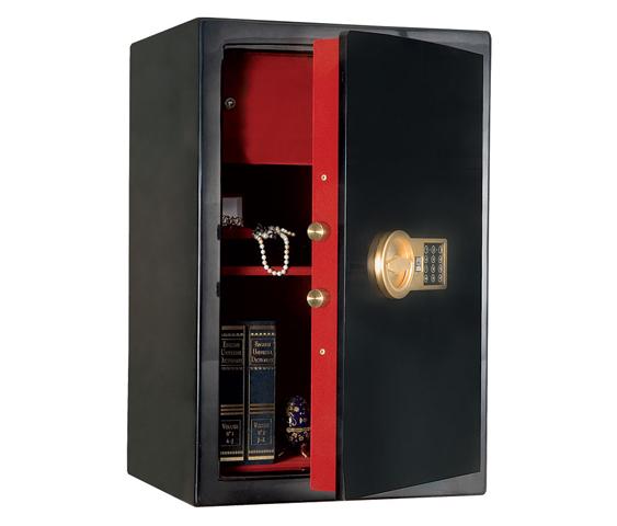 Взломостойкий сейф Valberg Карат 67T EL Gold (ASK) (черный)