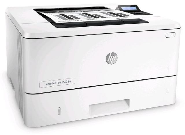 HP LaserJet Pro M402n (C5F93A) hp laserjet pro m402n c5f93a 4 38ppm lan