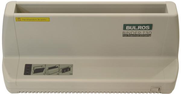 Купить Термопереплетчик Bulros T30 в официальном интернет-магазине оргтехники, банковского и полиграфического оборудования. Выгодные цены на широкий ассортимент оргтехники, банковского оборудования и полиграфического оборудования. Быстрая доставка по всей стране