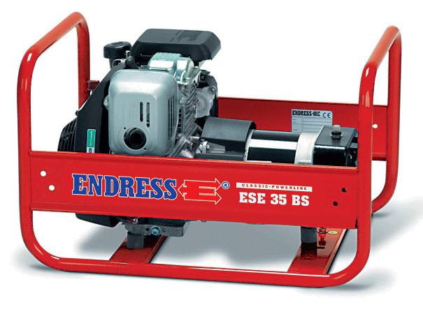 Бензиновый генератор Endress ESE 35 BS Profi