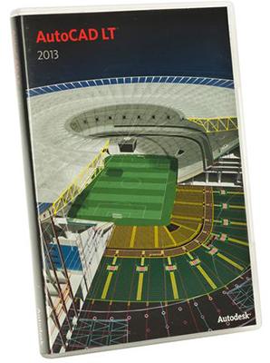 AutoCAD LT 2013 Commercial New SLM Компания ForOffice 49581.000