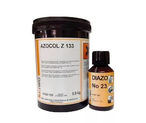 Универсальная фотоэмульсия Azocol Z133 (0.9 кг)