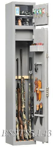 Оружейный сейф Gunsafe BS9TS5 L43