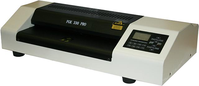 Купить Пакетный ламинатор FGK 330 Pro в официальном интернет-магазине оргтехники, банковского и полиграфического оборудования. Выгодные цены на широкий ассортимент оргтехники, банковского оборудования и полиграфического оборудования. Быстрая доставка по всей стране