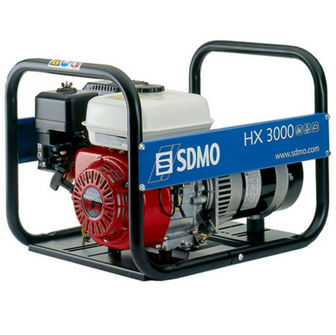 HX 3000S sdmo hx 7500 t avr ip54