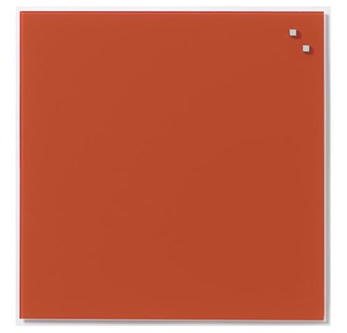 Стеклянная доска_Naga 45x45 Red Tomato (10723)