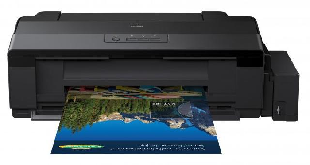 L1300 принтер epson l1300 струйный цвет черный [c11cd81402 ]