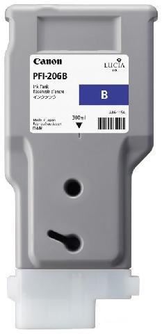 PFI-206B Blue 300 мл (5311B001) радиобудильник rolsen rfm 300 венге 1 rldb rfm 300