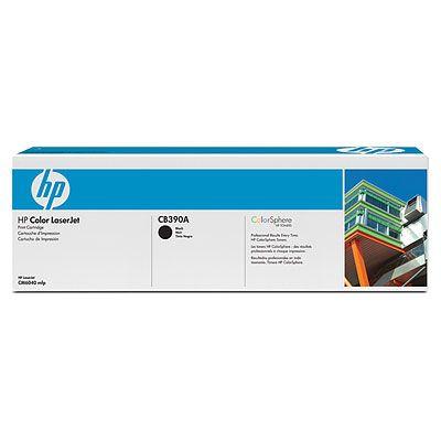 Тонер-картридж HP CB390A