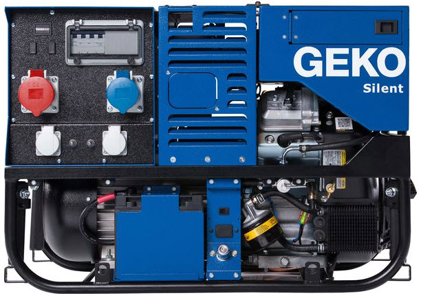 Geko 14000 ED-S/SEBA S