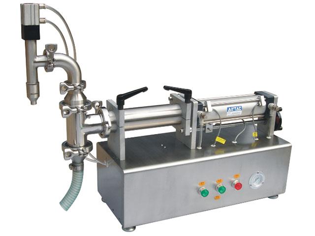 Настольный поршневой дозатор для пастообразных продуктов   PPF-250T от FOROFFICE