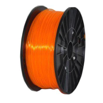 Пластик PLA прозрачно-оранжевый джемпер twinset оранжевый