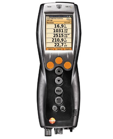 Анализатор дымовых газов   330-1 LL
