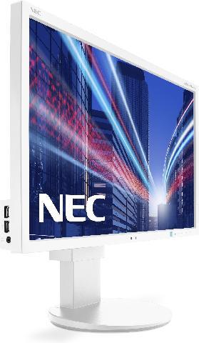 Монитор_23 NEC MultiSync EA234WMi silver/white