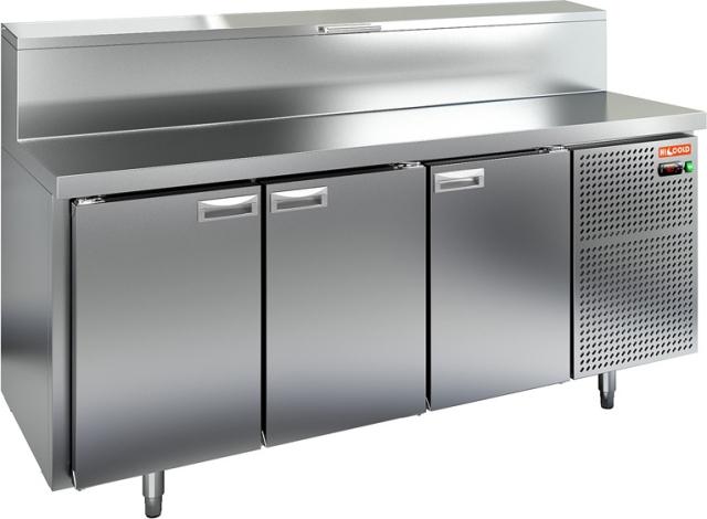 Купить Стол охлаждаемый для пиццы HICOLD PZ2-111GN (1/-6) в официальном интернет-магазине оргтехники, банковского и полиграфического оборудования. Выгодные цены на широкий ассортимент оргтехники, банковского оборудования и полиграфического оборудования. Быстрая доставка по всей стране