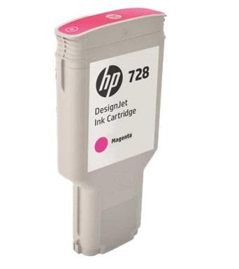 Картридж HP 728 F9K16A (magenta), 300 мл hp designjet t830 36 f9a30a