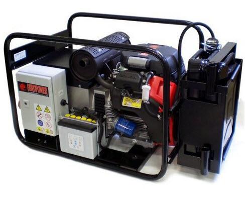 Бензиновый генератор_Europower EP12000E