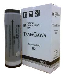Краска черная TG-RZ, 1000 мл, TAMAGAWA