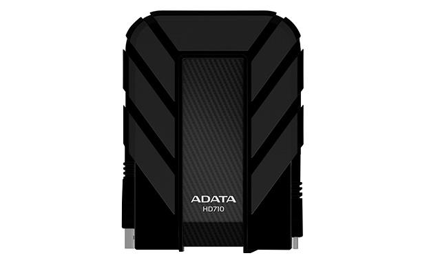 Внешний жесткий диск   HD710 1 ТБ (AHD710-1TU3-CBK) черный внешний жесткий диск lacie 9000304 silver