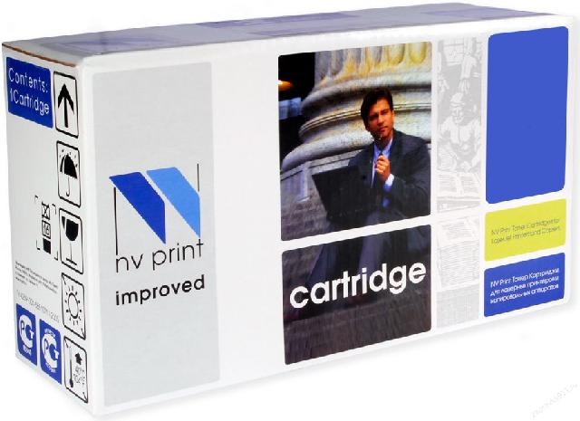 Картридж NV Print CE741A