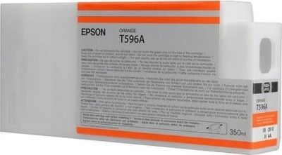 Картридж с оранжевыми чернилами   T596A (C13T596A00) сернистый натрий технический гост 596 89 от производителя
