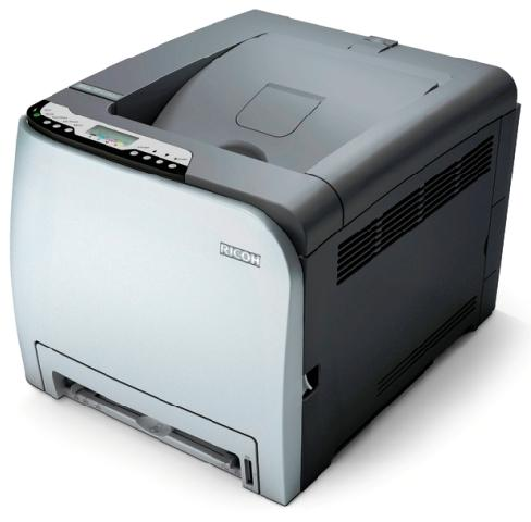 Принтер_Aficio SP C242DN
