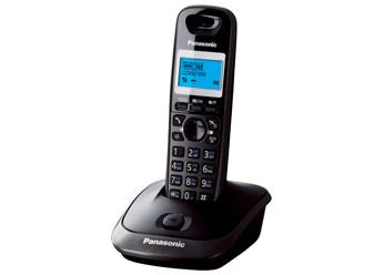 Panasonic KX-TG2511RUT телефон беспроводной dect panasonic kx tg2511rut titan