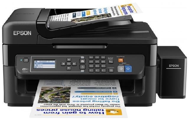 Epson L566 (C11CE53403) принтер струйный epson l312