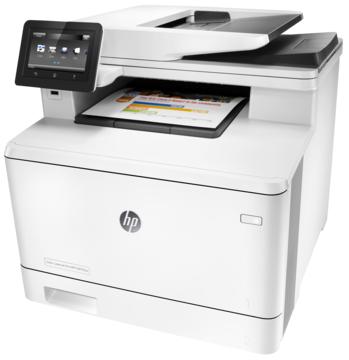 Модель HP Color LaserJet M477fdw (CF379A), Производитель Hewlett-Packard 1